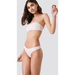 Bikini: Kristin Sundberg for NA-KD Dół bikini stringi KS - Pink