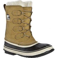 Śniegowce SOREL - 1964 PAC 2 NL1645 Buff/Black 010. Brązowe buty zimowe damskie Sorel, z gumy. Za 659,99 zł.