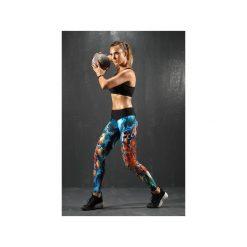 Legginsy damskie do fitnessu: LEGGINSY BUTTERFLY