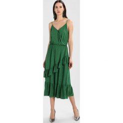 Sukienki hiszpanki: JUST FEMALE FERNANDA DRESS Sukienka letnia grün