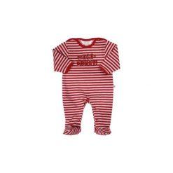 Kanz  Baby Śpioszki tango red - czerwony - Gr.Moda (6 - 24 miesięcy ). Czerwone śpiochy niemowlęce marki Kanz, z bawełny. Za 75,00 zł.