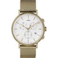 Timex - Zegarek TW2R27200. Szare zegarki damskie Timex, szklane. W wyprzedaży za 479,90 zł.