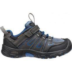 Keen Buty Dziecięce Oakridge Low Wp, Magnet/True Blue Us 6 (Eu 38). Niebieskie buciki niemowlęce marki Keen. W wyprzedaży za 189,00 zł.