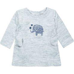 Sukienki dziewczęce letnie: bellybutton TINY ELEPHANT Sukienka letnia fancy blue melange/blue
