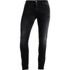 Tiffosi LIAM Jeans Skinny Fit black wash. Czarne rurki męskie Tiffosi. W wyprzedaży za 151,20 zł.