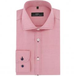 Koszula RICCARDO 15-10-21-K. Czerwone koszule męskie na spinki marki Cropp, l. Za 149,00 zł.