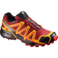 Buty sportowe męskie: Salomon Buty męskie Speedcross 4 GTX Red Dahlia r. 42 (398456)