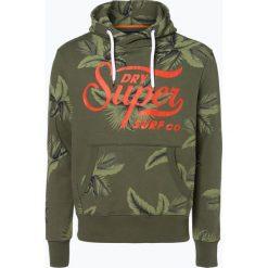 Bejsbolówki męskie: Superdry - Męska bluza nierozpinana, zielony