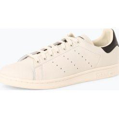 Adidas Originals - Męskie tenisówki ze skóry – Stan Smith, czarny. Czarne tenisówki męskie adidas Originals, ze skóry. Za 379,95 zł.