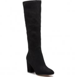 Kozaki ALDO - Praevia 57071141  91. Czarne buty zimowe damskie ALDO, z materiału. W wyprzedaży za 379,00 zł.