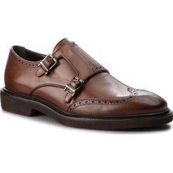 Półbuty ALDO BRUÈ - AB436DP-P0S Cammello. Brązowe buty wizytowe męskie Aldo Bruè, ze skóry. W wyprzedaży za 1589,00 zł.