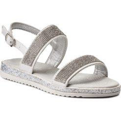 Sandały dziewczęce: Sandały NELLI BLU – CS17082-1 Biały