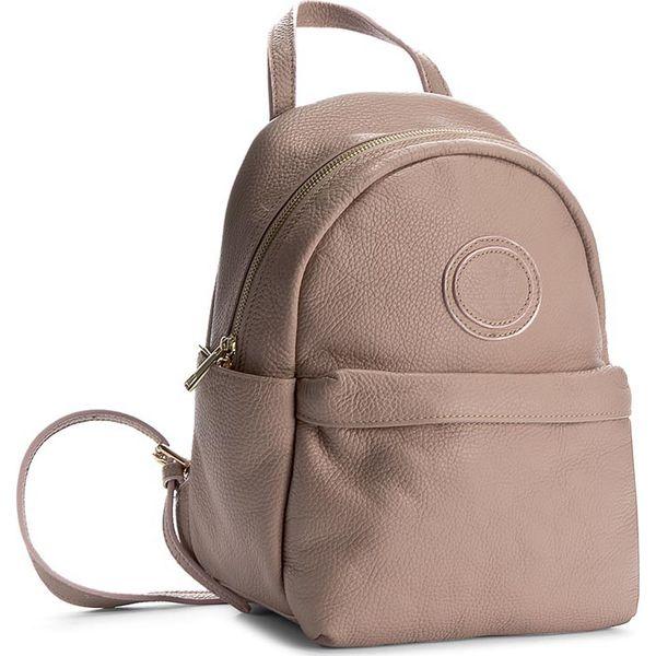 2b1913743a2ae Plecak CREOLE - K10393 Pudrowy Róż - Różowe plecaki damskie Creole ...