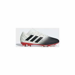 Buty do piłki nożnej adidas  Buty Nemeziz 18.2 FG. Szare halówki męskie Adidas, do piłki nożnej. Za 549,00 zł.