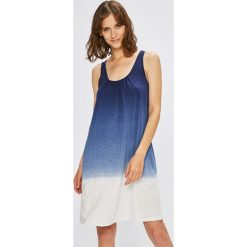Lauren Ralph Lauren - Koszula nocna. Szare koszule nocne i halki Lauren Ralph Lauren, z bawełny. W wyprzedaży za 299,90 zł.