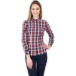 Koszule body: Koszula w kratę z długim rękawem BIALCON