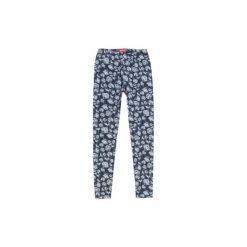 Getry dziewczęce długie. Niebieskie legginsy dziewczęce marki KIPSTA, z elastanu. Za 12,99 zł.
