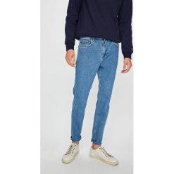 Review - Jeansy. Niebieskie jeansy męskie slim Review. Za 179,90 zł.