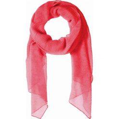 Szaliki damskie: Szal w kolorze różowym – 180 x 55 cm