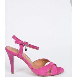 Sandały damskie: Badura - Sandały