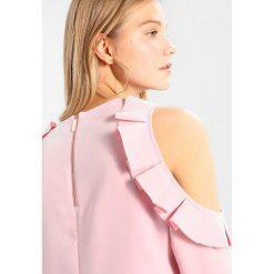 Bluzki asymetryczne: Ted Baker STEFFE Bluzka pale pink