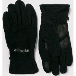 Columbia - Rękawiczki. Czarne rękawiczki męskie Columbia, z dzianiny. Za 119,90 zł.