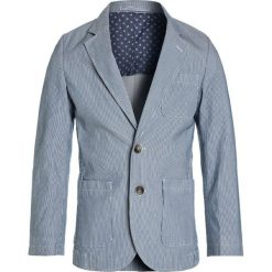 Marynarki męskie slim fit: Hackett London STRIPE  Marynarka blue/white