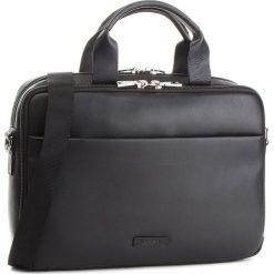Torba na laptopa JOOP! - Vetra 4140004072 Black 900. Czarne torby na laptopa marki JOOP!, ze skóry. Za 1389,00 zł.