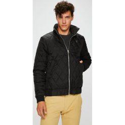 G-Star Raw - Kurtka. Szare kurtki męskie pikowane marki G-Star RAW, l, z bawełny, retro, z kapturem. W wyprzedaży za 599,90 zł.