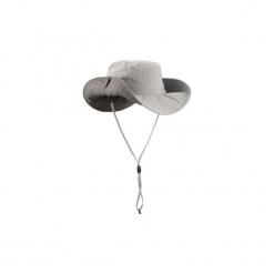 Kapelusz trekkingowy TREK 500 anty-UV. Brązowe kapelusze damskie marki FORCLAZ, z materiału. Za 39,99 zł.