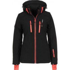 Odzież damska: Kurtka narciarska w kolorze czarnym
