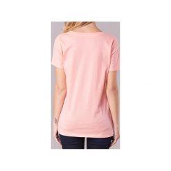 T-shirty z krótkim rękawem Converse  CONVERSE GRADIENT STAR FILL FEMME TEE. Czerwone t-shirty damskie Converse, s, w gradientowe wzory. Za 103,20 zł.