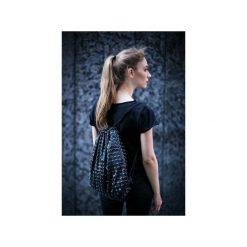 Plecak 3D(lux). Czarne plecaki damskie Desert snow, z bawełny. Za 74,99 zł.