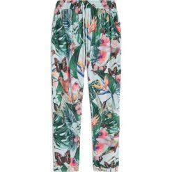 Bryczesy damskie: Spodnie Sportowe Yoga Minty Jungle