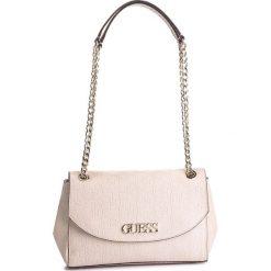 Torebka GUESS - HWSG71 78210 BLS. Brązowe torebki klasyczne damskie Guess, z aplikacjami, ze skóry ekologicznej. Za 559,00 zł.
