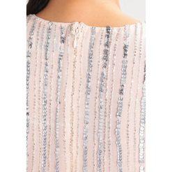 Sukienki hiszpanki: Lace & Beads SALSA Sukienka koktajlowa pink