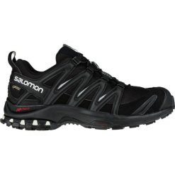 Buty trekkingowe damskie: Salomon Buty damskie XA Pro 3D GTX W Black/Black/Mineral Grey r. 38 2/3 (393329)