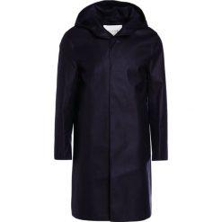 Płaszcze męskie: Mackintosh Płaszcz wełniany /Płaszcz klasyczny navy