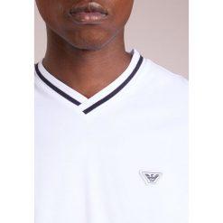 Emporio Armani Tshirt z nadrukiem bianco ottico - 2