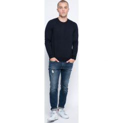 Calvin Klein Jeans - Jeansy. Niebieskie jeansy męskie skinny marki Calvin Klein Jeans, z bawełny. W wyprzedaży za 379,90 zł.