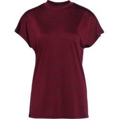T-shirty damskie: Won Hundred PROOF STRIPED Tshirt z nadrukiem bordeaux