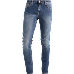 Nudie Jeans SKINNY LIN Jeans Skinny Fit celestial. Czarne jeansy męskie relaxed fit marki Criminal Damage. W wyprzedaży za 463,20 zł.