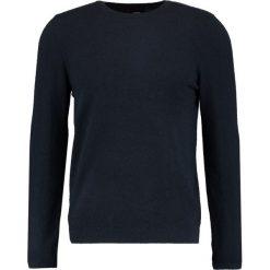 Swetry klasyczne męskie: Burton Menswear London BOUCLE CREW Sweter navy
