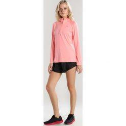 Puma CORERUN Koszulka sportowa soft fluo peach heather. Pomarańczowe topy sportowe damskie marki Puma, xs, z elastanu, z długim rękawem. W wyprzedaży za 188,10 zł.