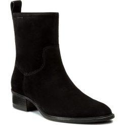 Botki VAGABOND - Meja 4408-040-20 Black. Czarne buty zimowe damskie marki Vagabond, z materiału. W wyprzedaży za 329,00 zł.