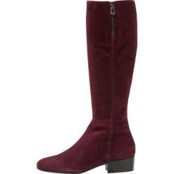 Lamica TESA Kozaki bordeaux. Czerwone buty zimowe damskie Lamica, z materiału. Za 759,00 zł.