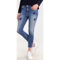 Mavi TESS Jeans Skinny Fit star dark stretch. Niebieskie rurki damskie Mavi. W wyprzedaży za 169,95 zł.
