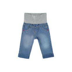 S.OLIVER Girls Mini Spodnie dżinsowe blue denim. Niebieskie spodnie chłopięce marki S.Oliver, z bawełny. Za 79,22 zł.