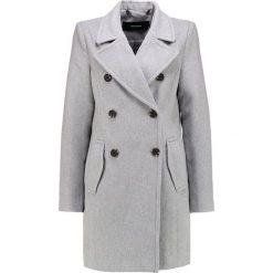 Płaszcze damskie: Vero Moda VMPISA RICH  Płaszcz wełniany /Płaszcz klasyczny light grey melange