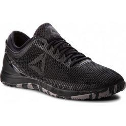 Buty Reebok - Crossfit Nano 8.0 CN2967 Black/Shark/Red. Czarne buty fitness męskie Reebok, z materiału, reebok crossfit. W wyprzedaży za 409,00 zł.
